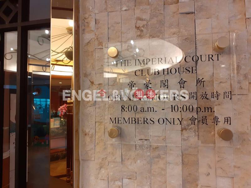西半山三房兩廳筍盤出租 住宅單位 帝豪閣(Imperial Court)出租樓盤 (EVHK99016)