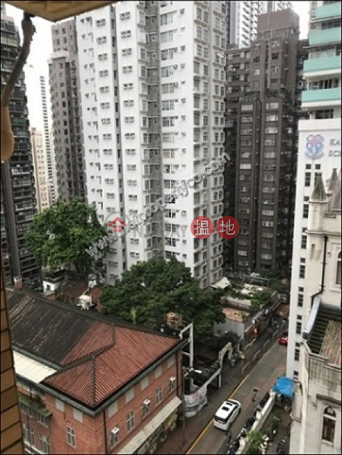Decorated 2-bedroom flat for rent in Sai Ying Pun Wing Cheung Building(Wing Cheung Building)Rental Listings (A065498)_0
