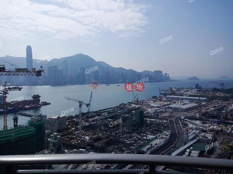 無敵海景,環境優美,豪宅名廈,交通方便,鄰近高鐵站《Grand Austin 2座買賣盤》|9柯士甸道西 | 油尖旺香港-出售-HK$ 6,800萬