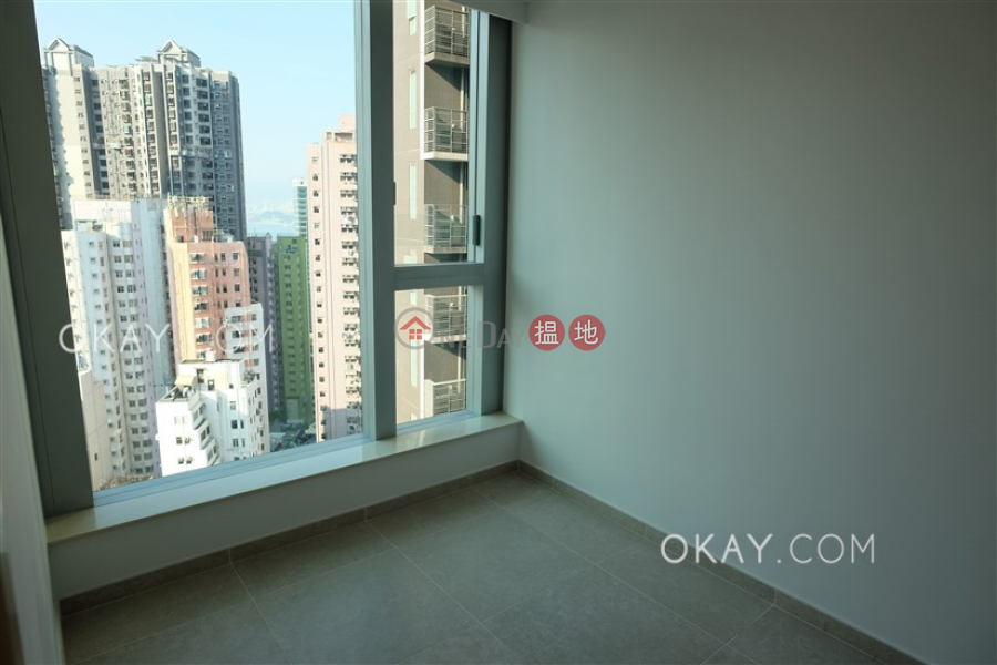 HK$ 27,900/ month | Resiglow Pokfulam | Western District, Charming 1 bedroom on high floor with balcony | Rental