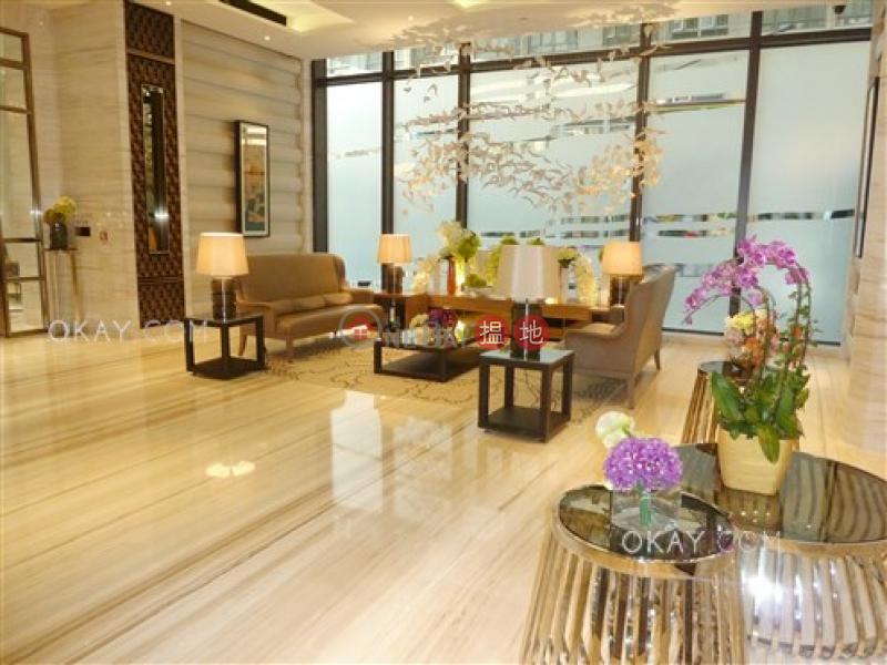 HK$ 27,000/ month Cadogan   Western District Popular 1 bedroom on high floor with balcony   Rental