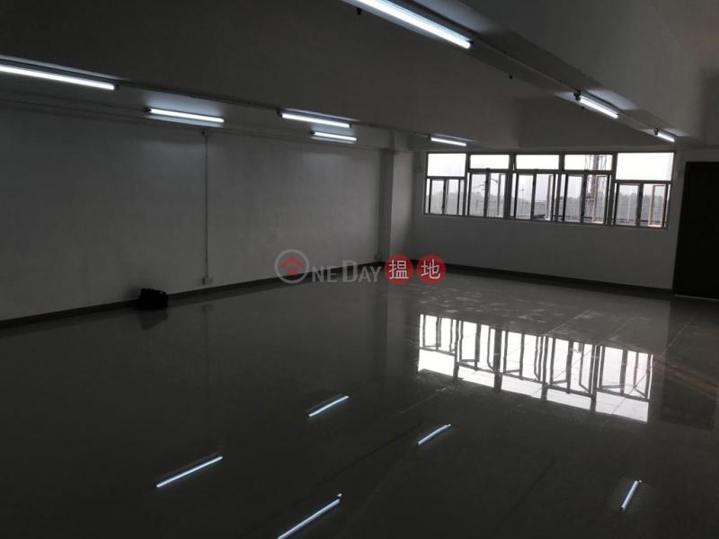 HK$ 15,000/ 月金德工業大廈|葵青-新裝有內廁,間隔四正,即租即用
