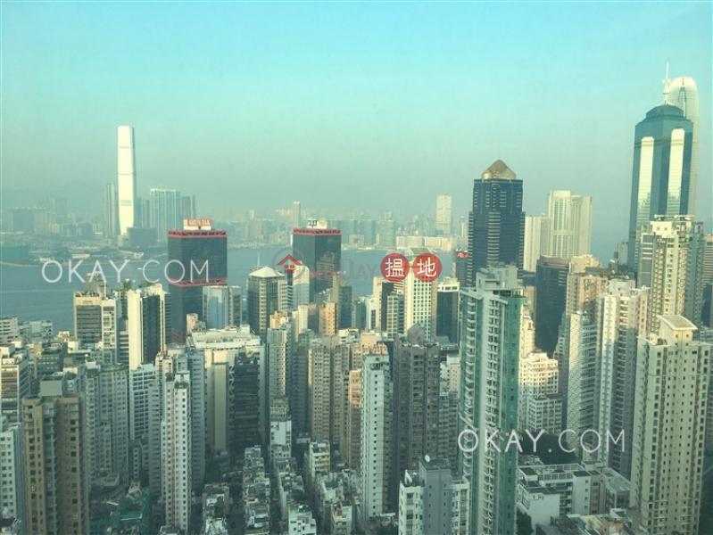 Tasteful 3 bedroom on high floor with harbour views | Rental | 80 Robinson Road 羅便臣道80號 Rental Listings