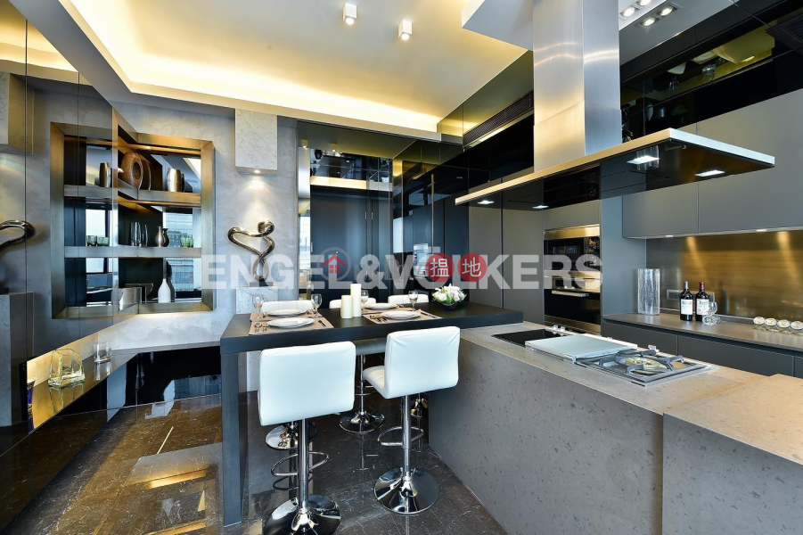 HK$ 39M The Cullinan, Yau Tsim Mong, 3 Bedroom Family Flat for Sale in West Kowloon