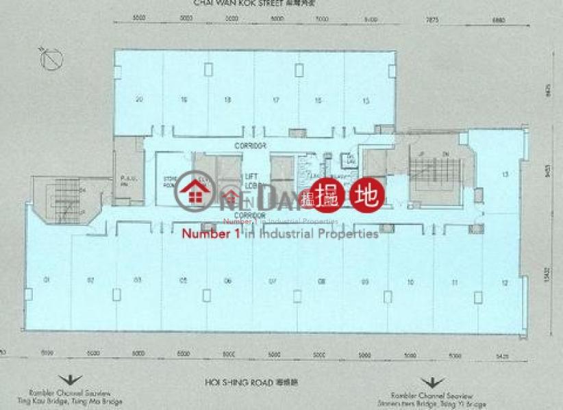 香港搵樓|租樓|二手盤|買樓| 搵地 | 工業大廈-出售樓盤|One Midtown