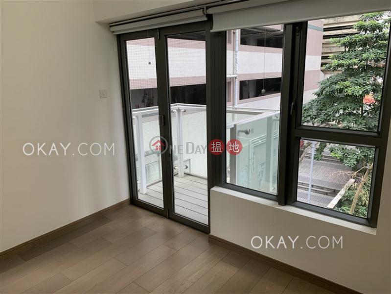 2房1廁,星級會所,可養寵物,露台《尚賢居出租單位》|72士丹頓街 | 中區香港|出租|HK$ 36,000/ 月