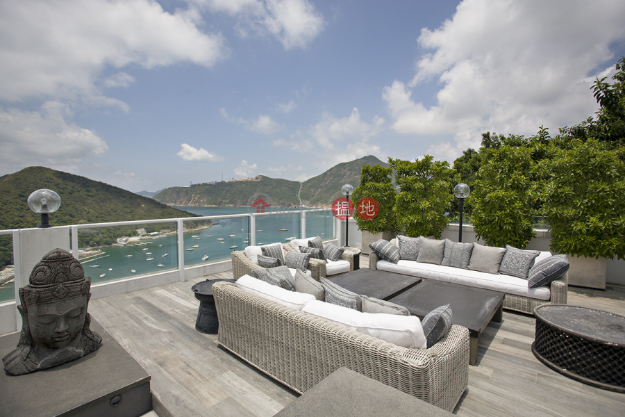 Fabulous Colonial Penthouse with Stunning Roof Terrace | Block A Villa Helvetia 雲濤別墅A座 Sales Listings