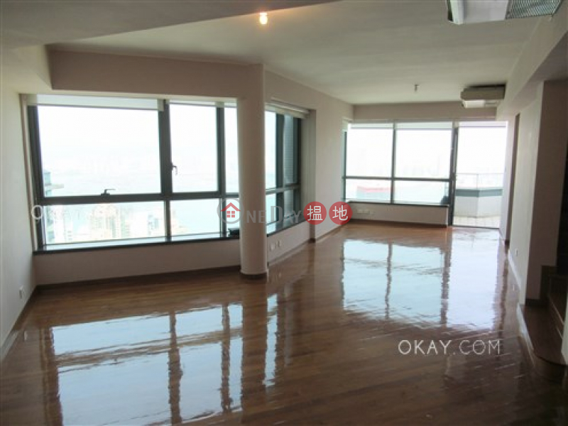 Beautiful 3 bed on high floor with harbour views | Rental 80 Robinson Road | Western District Hong Kong, Rental, HK$ 95,000/ month