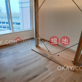 Nicely kept 3 bedroom on high floor with parking | Rental
