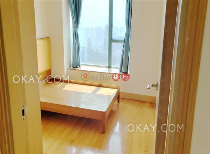 Property Search Hong Kong | OneDay | Residential Rental Listings, Stylish 3 bedroom on high floor with balcony & parking | Rental
