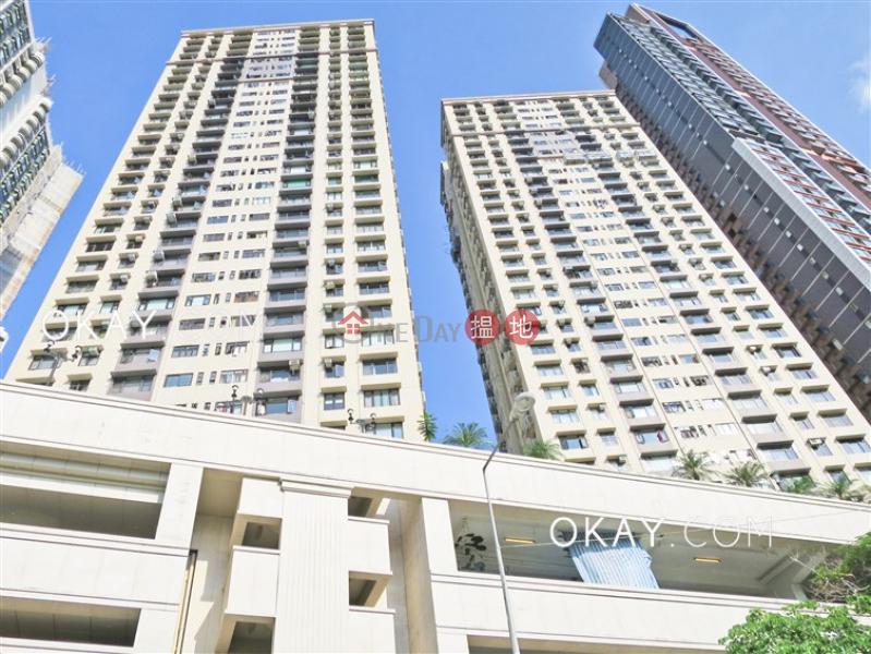 Efficient 3 bedroom with racecourse views & parking | Rental | 10 Broadwood Road | Wan Chai District, Hong Kong Rental HK$ 64,500/ month