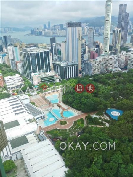 2房2廁,極高層,星級會所,露台《港景峯1座出租單位》188廣東道 | 油尖旺香港|出租|HK$ 36,500/ 月
