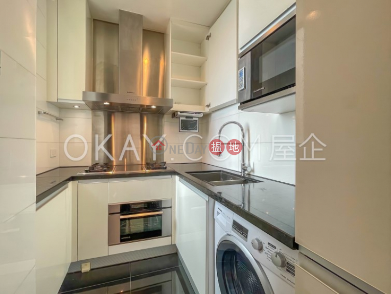 HK$ 39,000/ month | The Hermitage Tower 3, Yau Tsim Mong Gorgeous 3 bedroom on high floor with balcony | Rental