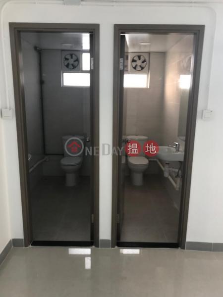 香港搵樓|租樓|二手盤|買樓| 搵地 | 工業大廈-出租樓盤新裝有內廁,間隔四正,即租即用