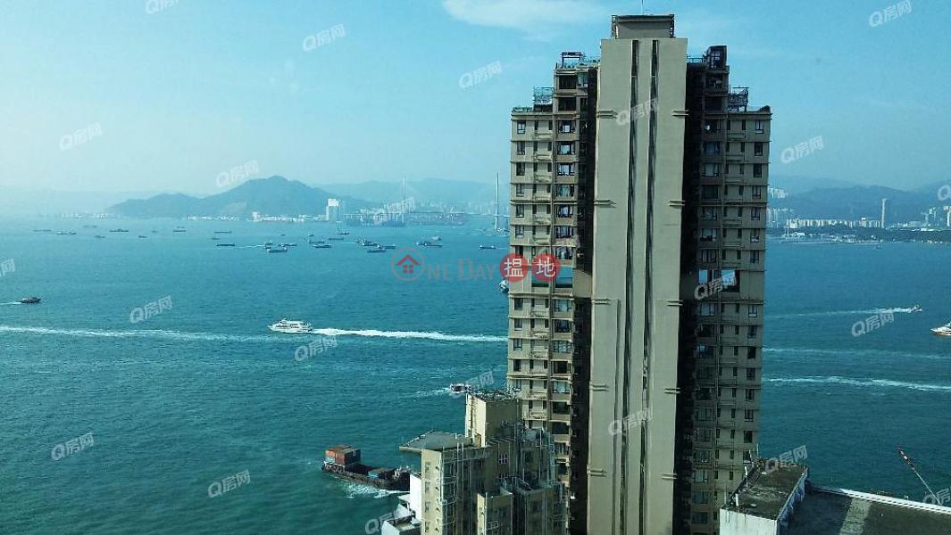 豪宅入門,無敵海景,超大戶型,廳大房大,豪宅名廈《寶翠園買賣盤》89薄扶林道   西區-香港-出售-HK$ 3,500萬