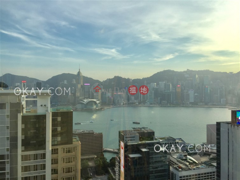 Elegant 1 bedroom with harbour views | Rental | The Masterpiece 名鑄 Rental Listings
