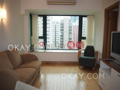 Elegant 1 bedroom in Western District | For Sale|Manhattan Heights(Manhattan Heights)Sales Listings (OKAY-S129646)_0