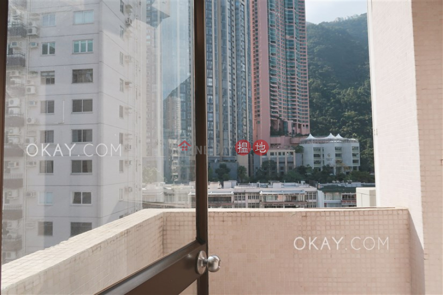 Property Search Hong Kong | OneDay | Residential, Rental Listings Luxurious 3 bedroom with harbour views, balcony | Rental