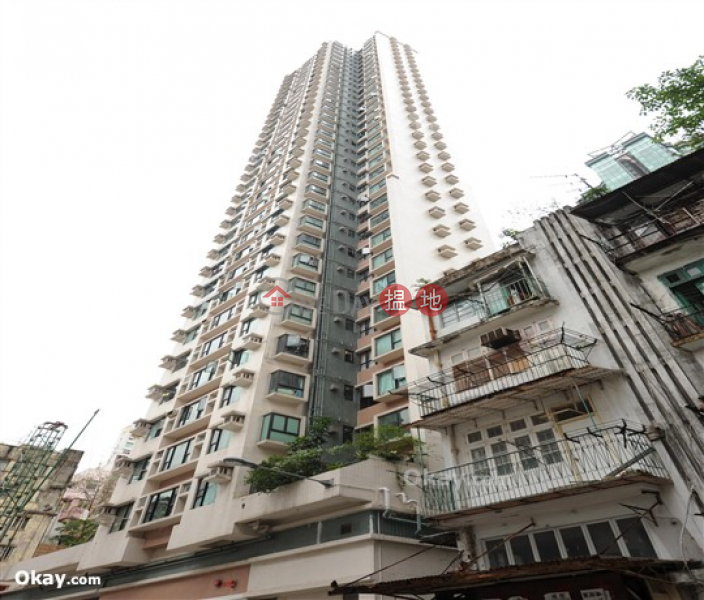 HK$ 8.9M Dawning Height   Central District Lovely 1 bedroom on high floor   For Sale