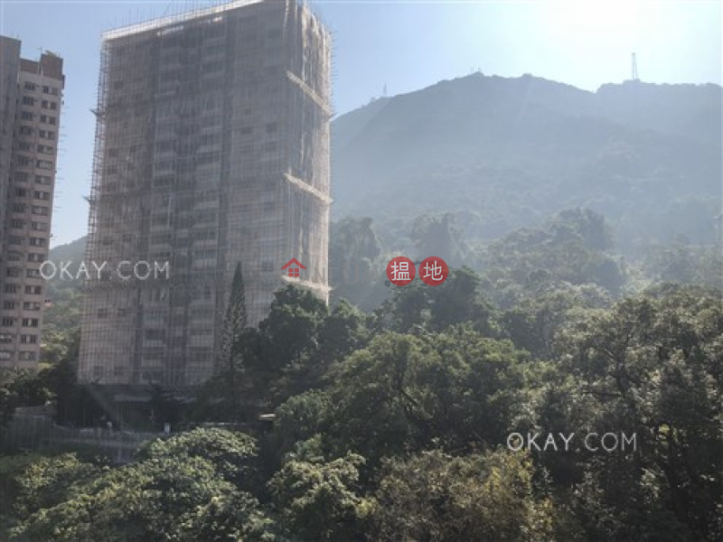 Beautiful 3 bed on high floor with balcony & parking | Rental 1A Po Shan Road | Western District, Hong Kong, Rental, HK$ 65,000/ month