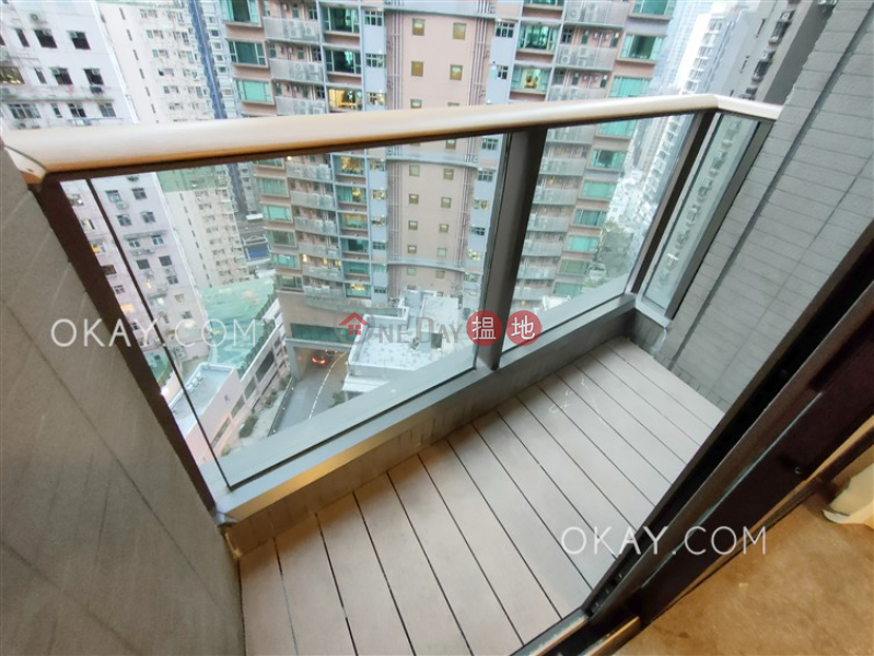 HK$ 34,000/ month | Alassio, Western District, Tasteful 2 bedroom with balcony | Rental