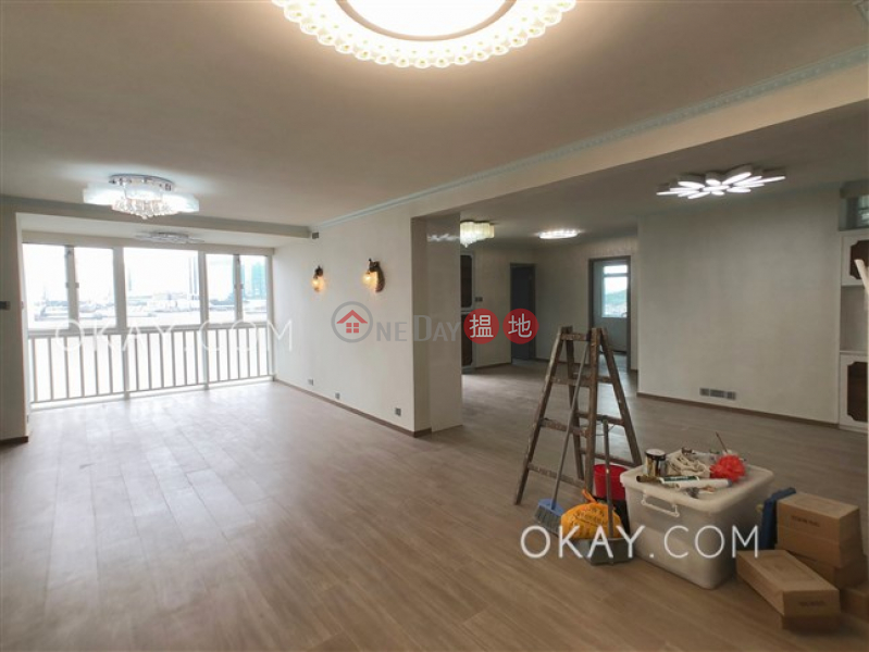 HK$ 55,000/ month, Block 3 Kwun Fai Mansion Sites A Lei King Wan, Eastern District | Rare 4 bedroom on high floor with sea views & balcony | Rental