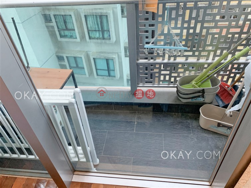 Tasteful 2 bedroom with balcony | Rental, J Residence 嘉薈軒 Rental Listings | Wan Chai District (OKAY-R67772)