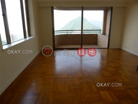 Lovely 3 bedroom with balcony & parking | Rental|Parkview Corner Hong Kong Parkview(Parkview Corner Hong Kong Parkview)Rental Listings (OKAY-R28142)_0