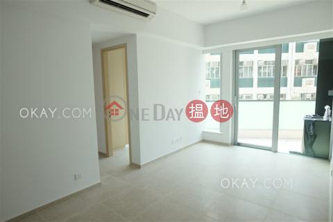 Tasteful 2 bedroom with terrace & balcony | Rental|Resiglow Pokfulam(Resiglow Pokfulam)Rental Listings (OKAY-R384705)_0