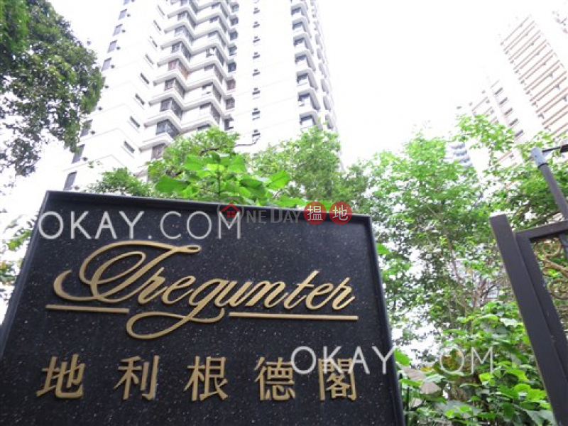 HK$ 55M, Century Tower 1 | Central District | Exquisite 4 bedroom with balcony & parking | For Sale