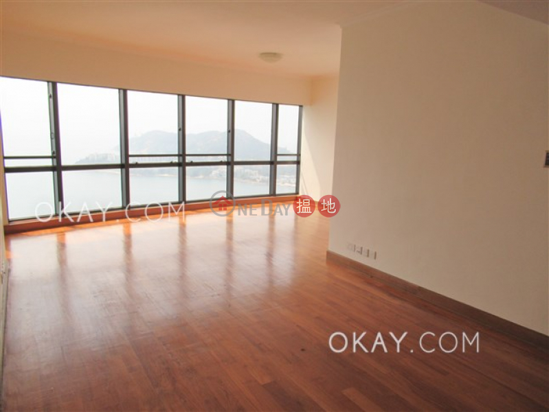 Lovely 4 bedroom on high floor with sea views & balcony | Rental | Pacific View 浪琴園 Rental Listings