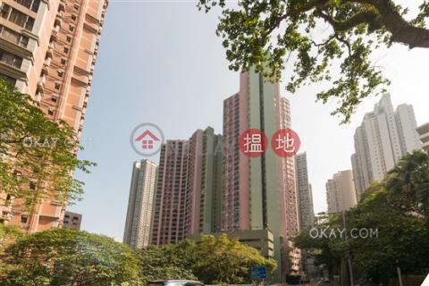 Elegant 3 bedroom in Mid-levels West | Rental|Primrose Court(Primrose Court)Rental Listings (OKAY-R78452)_0