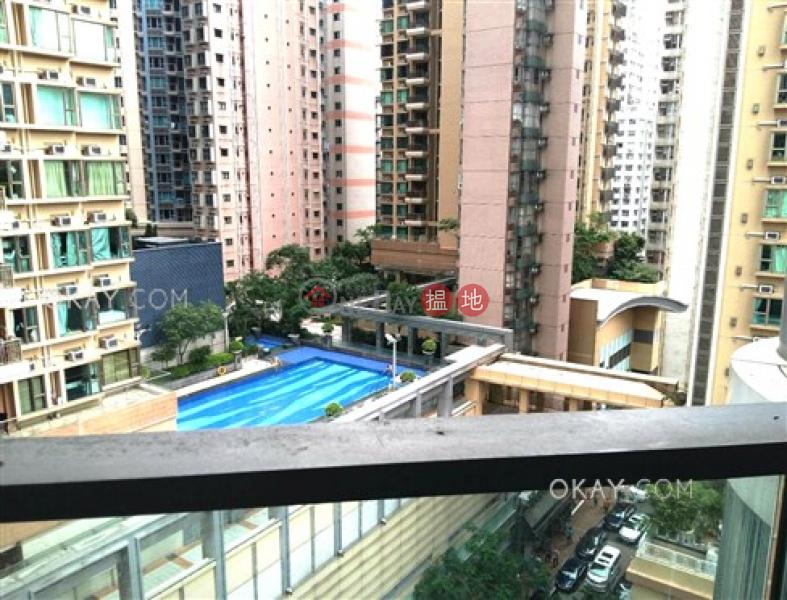香港搵樓|租樓|二手盤|買樓| 搵地 | 住宅出租樓盤|開放式,可養寵物,露台《壹環出租單位》
