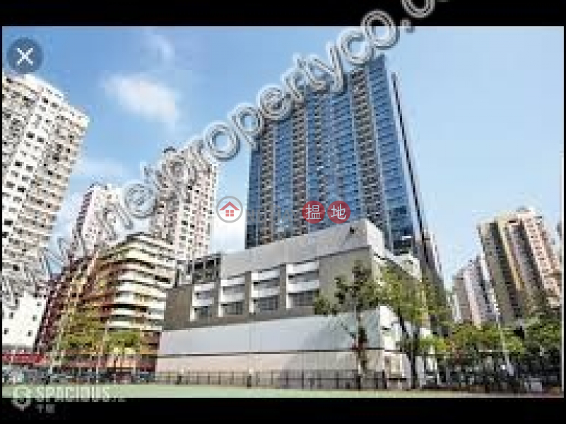 One bed unit in Mong Kok for Rent, Tower 1B Macpherson Place 麥花臣匯1B座 Rental Listings | Yau Tsim Mong (A063286)