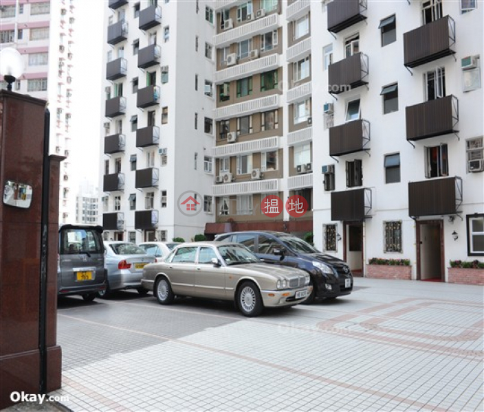 HK$ 76,000/ month, Hanking Court | Eastern District Beautiful 4 bedroom with balcony & parking | Rental