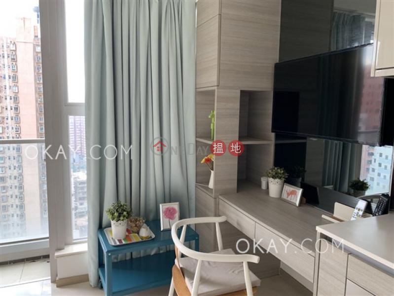 香港搵樓|租樓|二手盤|買樓| 搵地 | 住宅出租樓盤-開放式,星級會所,可養寵物,露台《高士台出租單位》