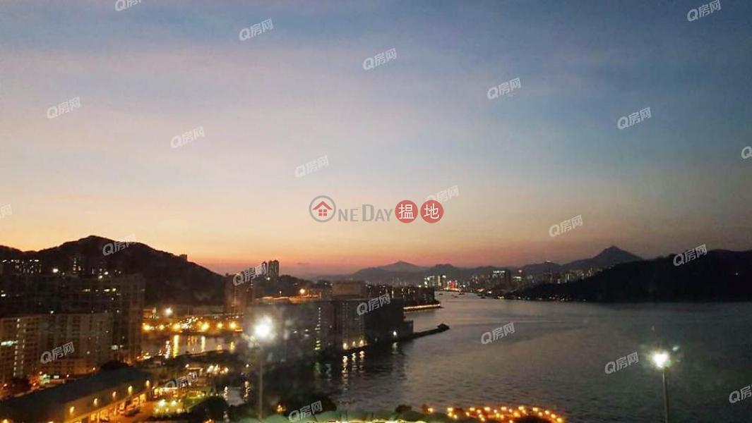 品味裝修,單邊海景,旺中帶靜《藍灣半島 1座買賣盤》28小西灣道 | 柴灣區香港-出售HK$ 1,480萬