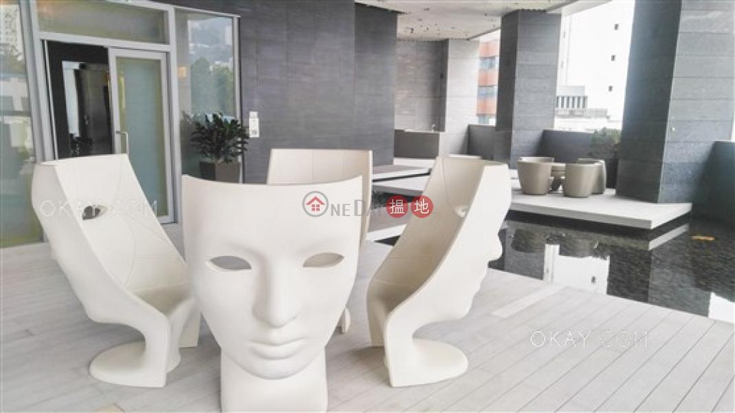 Elegant 3 bedroom on high floor with balcony | Rental, 28 Wood Road | Wan Chai District Hong Kong | Rental HK$ 48,000/ month