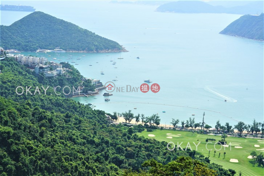 HK$ 84,000/ month, The Rozlyn Southern District, Efficient 3 bedroom with sea views, balcony | Rental