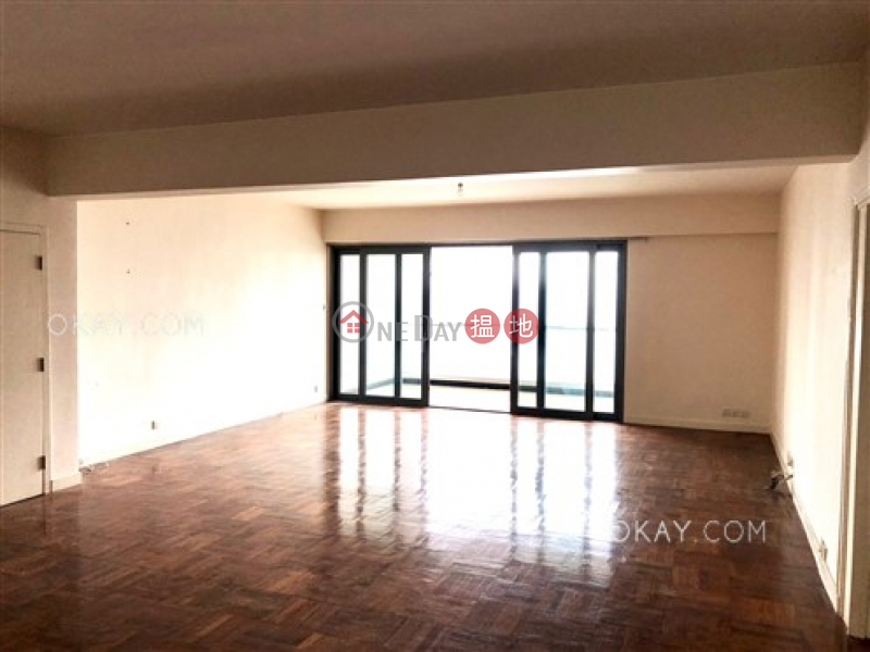 Efficient 4 bed on high floor with balcony & parking | Rental | 8-9 Bowen Road | Central District | Hong Kong Rental, HK$ 140,000/ month