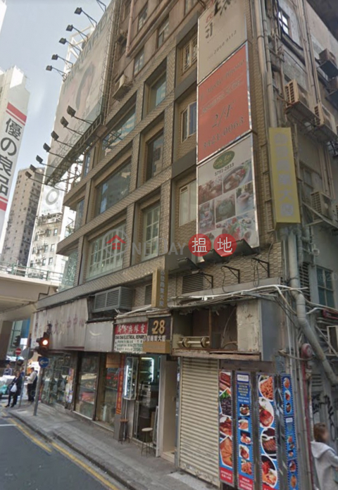 Whole Floor Space in Causeway Bay|Wan Chai DistrictPerfect Commercial Building(Perfect Commercial Building)Rental Listings (A062807)_0