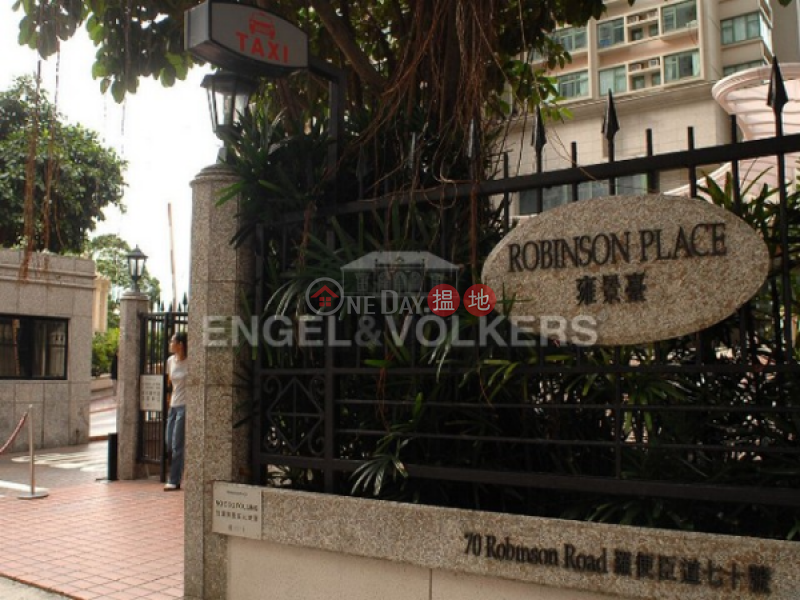 西半山三房兩廳筍盤出租|住宅單位|雍景臺(Robinson Place)出租樓盤 (EVHK42833)