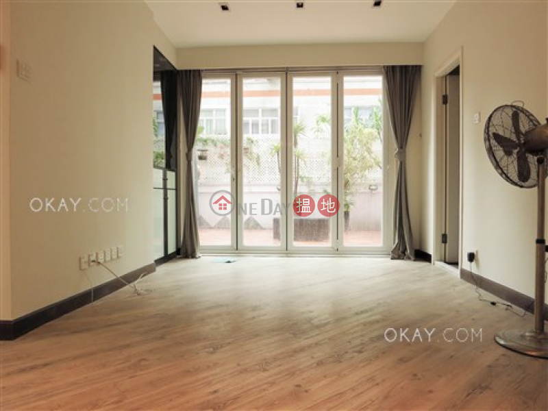 HK$ 16M | Sunrise House | Central District Stylish 1 bedroom with terrace | For Sale