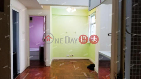 Happy View Building | 1 bedroom High Floor Flat for Rent|Happy View Building(Happy View Building)Rental Listings (QFANG-R94637)_0