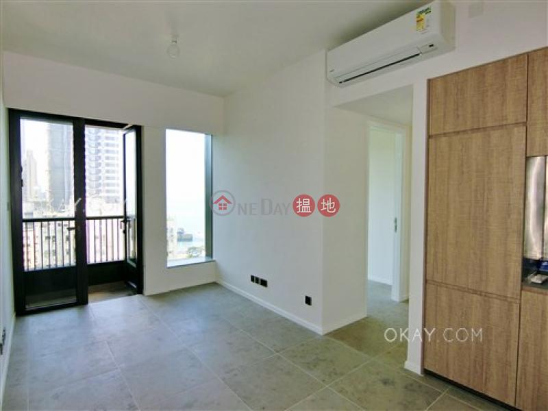 香港搵樓|租樓|二手盤|買樓| 搵地 | 住宅出租樓盤-2房1廁,極高層,露台瑧璈出租單位