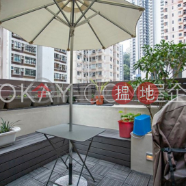 Lovely 2 bedroom on high floor with terrace | Rental