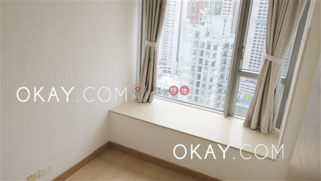 Stylish 2 bedroom on high floor with balcony | Rental | 8 First Street | Western District Hong Kong Rental HK$ 35,000/ month