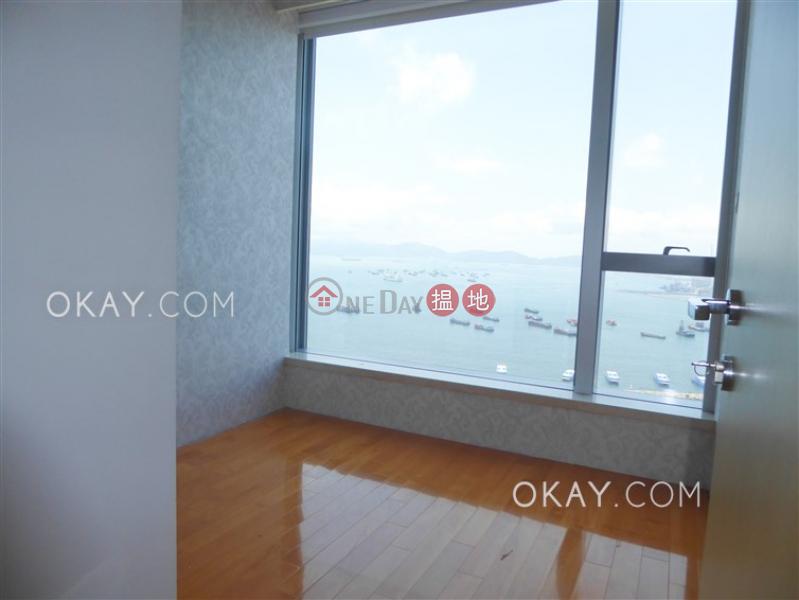 HK$ 55,000/ month The Cullinan Tower 21 Zone 2 (Luna Sky),Yau Tsim Mong, Unique 3 bedroom on high floor   Rental