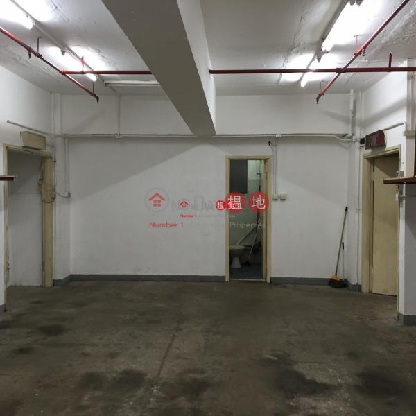 香港搵樓|租樓|二手盤|買樓| 搵地 | 工業大廈-出售樓盤喜利佳工業中心