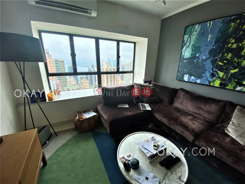 Luxurious 3 bedroom with sea views & parking | Rental | Lyttelton Garden 俊賢花園 Rental Listings